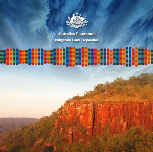 ILSC logo over rocky region