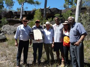 Goorathuntha Mt Tabor grant celebrations