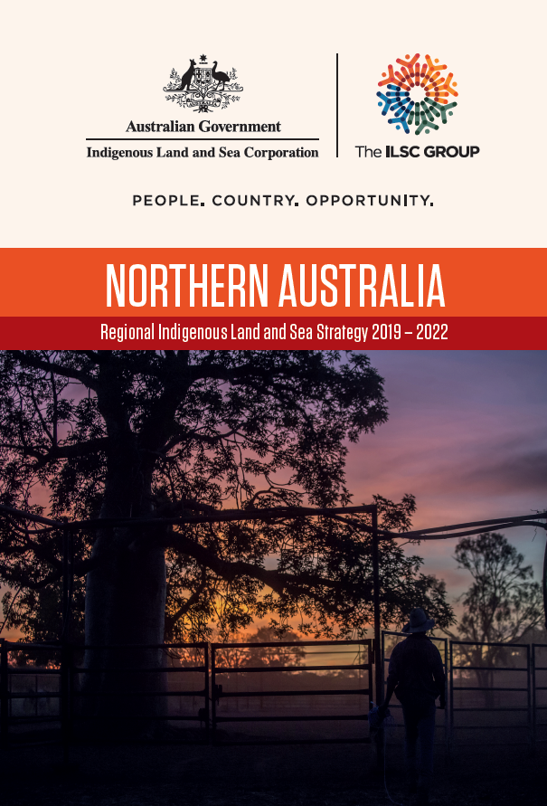Cover Regional Indigenous Land and Sea Strategy