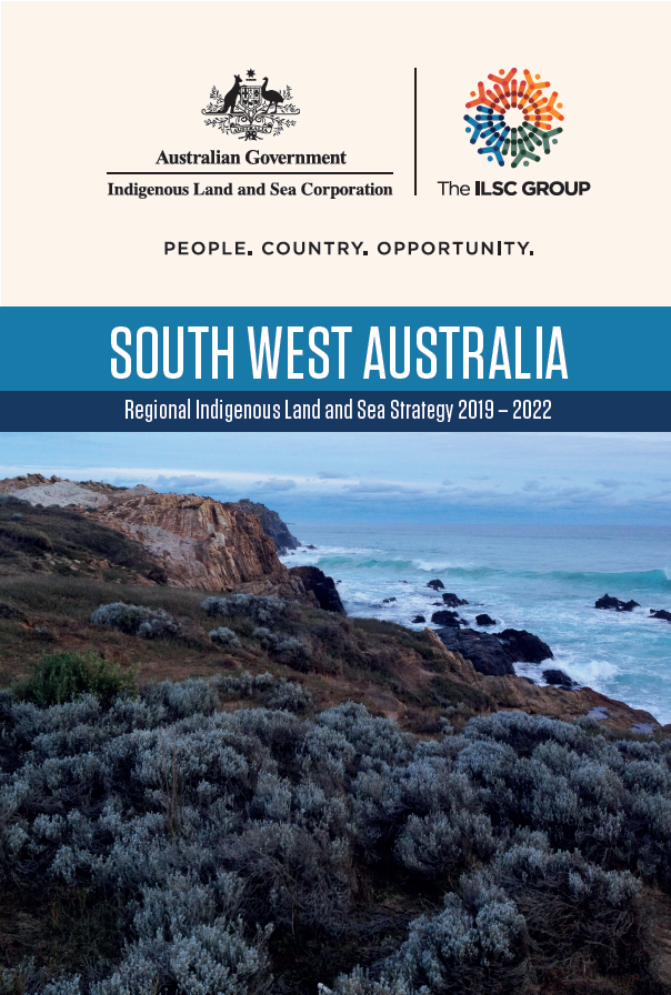 Cover Regional Indigenous Land and Sea Strategy - South West Australia